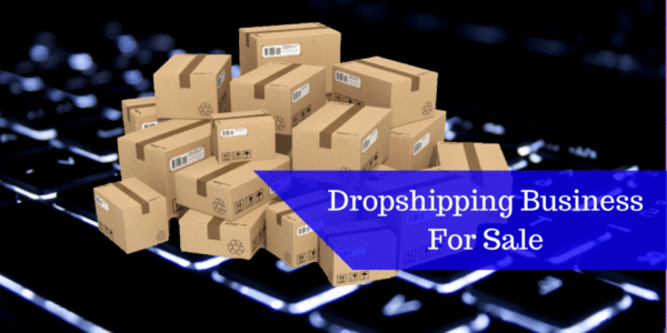 Dropshipping Business For Sale