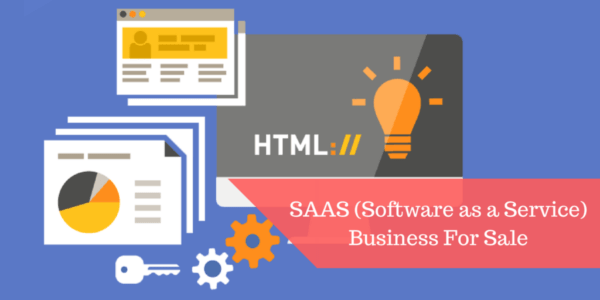 SAAS Business for Sale